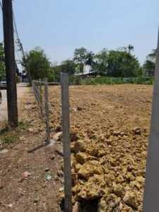 ขายที่ดิน แปลงสวย 248 ตร.ว. ซอยเพชรเกษม 63 แยก 1 เขตบางแค กรุงเทพ (ถมที่แล้ว) โทร 086-5295545